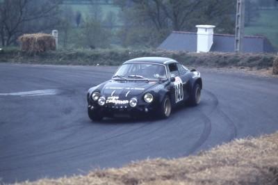 berlinette alpine,didier calmels,1974,courses de côtes,new rallymen