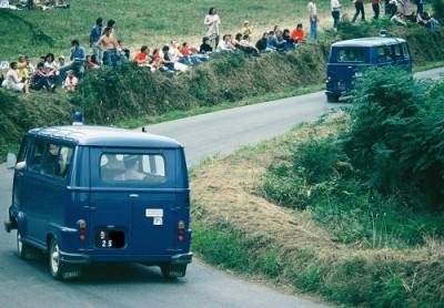 gordini,renault,estafette,r8g,dauphine,gendarmerie,sixties,le mans,fictions,vintage,1966,saint-malo