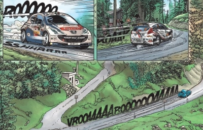 michel vaillant,bd,liaison dangereuse,rallye,f1,vaillante,pilotes,navigateurs,margot laffite,fictions,romans,polars,yoann bonato,jean-louis hottelet,fictions en couse automobile,dylan montusset