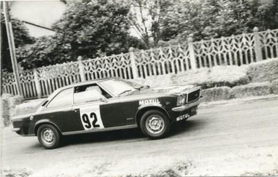 course de côte de saint-germain sur ille,1976,opel ascona sr,groupe 1,écurie bretagne