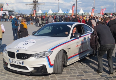 bmw,30 csl,2002,tour auto,rallye,communication,saint-malo