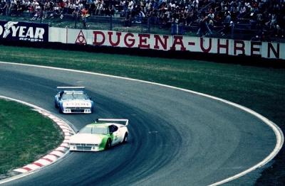 Didier Pironi, BMW, M1, Hockenheim, Procar, 1980, F1, Ligier