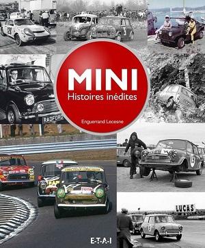 livres,mini,cooper,marcos,mini-moke,enguerrand lecesne,steve mcqueen,bruce mclaren,vintage,rallye,circuit,lm24