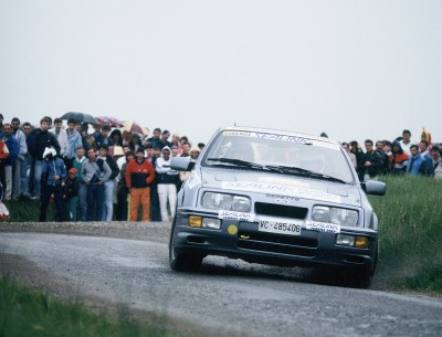 ford sierra cosworth,courses de côtes,rallyes,groupe n,ford