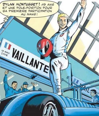 rallye,monte-carlo,yoann bonato,circuitmortel.com,livres,nouvelles,fictions,michel vaillant,bd