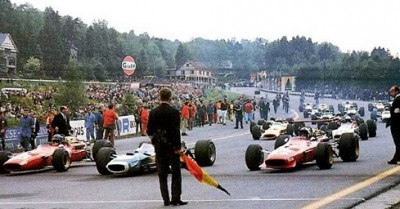 1968,jim clark,graham hill,nico rosberg,keke rosberg,lotus,ferrari,chapparal,espagne,spa,sponsors,opel